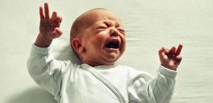 Neonato dorme poco