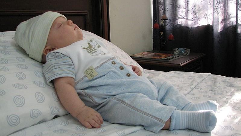 Sonno dei Neonati: i consigli