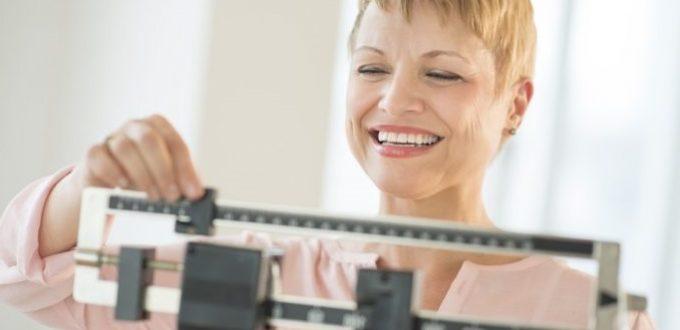 no prendere peso in menopausa