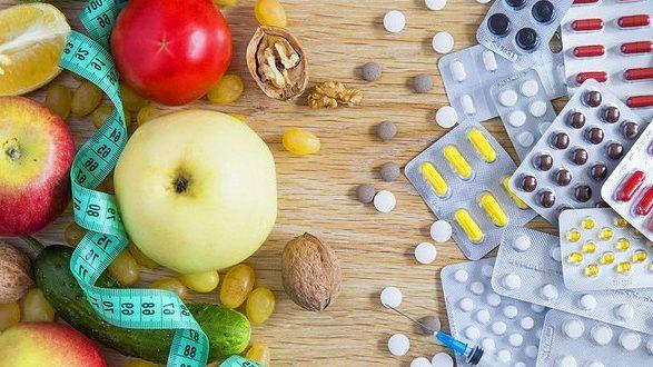 dieta integratori ed erbe