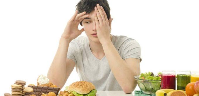 densità dei cibi e dieta